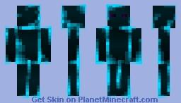 Dark Winter thing IDK Minecraft Skin
