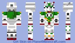 X6-XBone Minecraft Skin