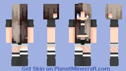 Really can't think of a title Minecraft Skin