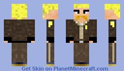 Macho Man Minecraft Skin