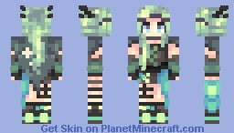 Am I still alive? Minecraft Skin
