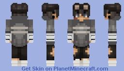 Gang Boy Minecraft Skin