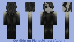 A Pale Horse Named Death Minecraft Skin
