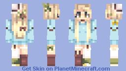 🎄Christmas Cutie🎄 Minecraft Skin