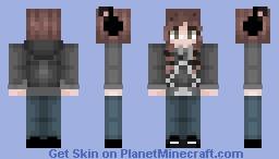 αℓιѕα ~Request~ ⁻ᴰᵃᵉⁿᵉʳʸˢ Minecraft Skin