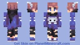 discord Minecraft Skin