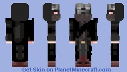 Stanford Pines v2 Updated Minecraft Skin