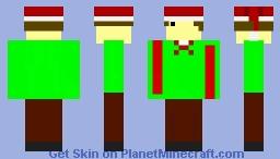 X-Mas Blaf Minecraft Skin