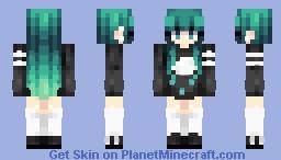 raindrop Minecraft Skin