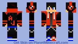 Nova Skin Minecraft Skin