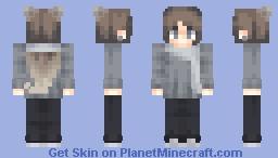 ✧ flurry Minecraft Skin