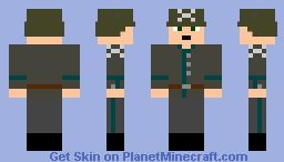 Freikorps 1922 Minecraft Skin