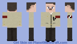 Adolf Hitler / 1939-1945 Minecraft