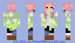 oh. Minecraft Skin