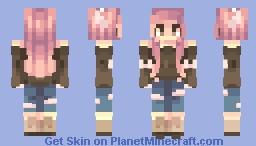 할 말두 없어, 사과두 하지 마 / Minecraft Skin