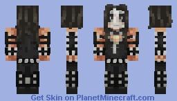 Infernus Minecraft Skin