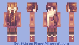 𝓼𝔂𝓵𝓿𝓲𝓪 | Fall Spice | Minecraft Skin