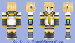 Len (Vocaloid) Minecraft Skin