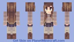 Maple / Minecraft Skin