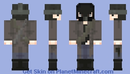✧ maven Minecraft Skin