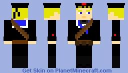 Soviet Naval Infantry WW2 Minecraft