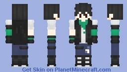 Test 01 : OC > Luth Minecraft Skin