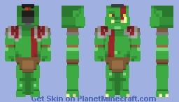 "Inieloo | Cartoon ""orc"" be like... Minecraft Skin"