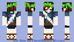 reapertale frisk Minecraft Skin