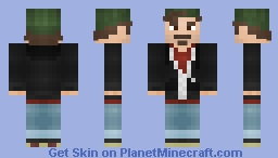 Craig Peterson - OC Minecraft Skin