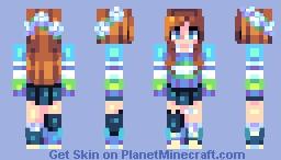 Skye | B-day Gift Minecraft Skin