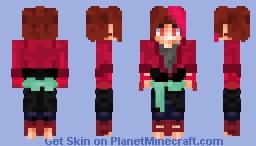 Ren S Chinoke Sannin Minecraft Skin