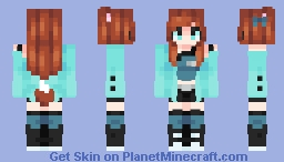 I still hear you in the breeze	☾(Fanskin ♥) Minecraft Skin