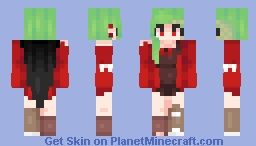 I sincerely hope you hear me loud and clearly(Fanskin ♥) Minecraft Skin