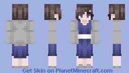 hEy hAnukKah iT'S me yA BoI Minecraft Skin