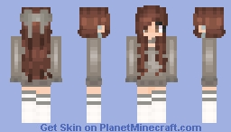 Re~Shade Contest entry Minecraft Skin