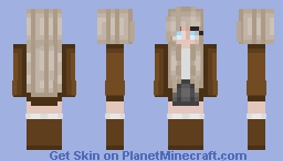 Christmas Songs ~Baby It's cold outside~ Minecraft Skin