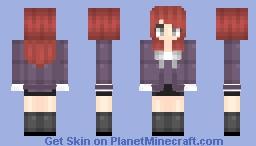 Me... Minecraft Skin