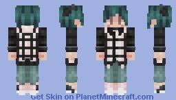 ►Anxious Heart - Skin Req - Scintilla◄ Minecraft Skin