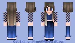 i used to rule the world -- ɐᴉlǝɥdo Minecraft Skin
