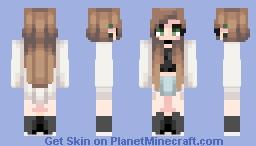 world so cold Minecraft Skin