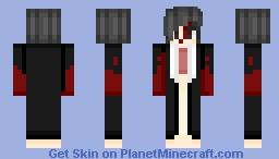 """"""" oh,  a r i g a t o . """" Minecraft Skin"""