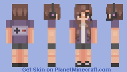 ~ Skin Request By CandyPeashooter ~ Minecraft Skin
