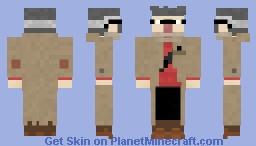 Stanford Pines V2 Minecraft Skin