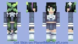 Tenko Chabashira - Request Minecraft Skin