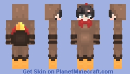 Turkey Onesie Minecraft Skin