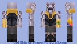 Thanos - Infinity War Minecraft Skin