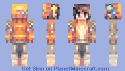 The Human Condition | Fawkesy's Contest R1 Minecraft Skin