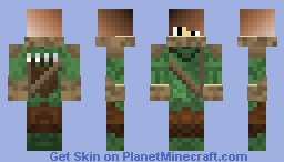 The Ranger Minecraft Skin