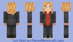 Tom Petty Minecraft Skin