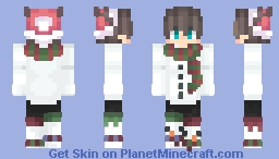 New Year skin boy Minecraft Skin